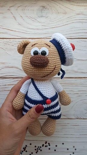 Photo of MUSTER-Kleidungsset für Bären