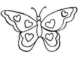 Resultado De Imagen Para Dibujos Lineales De Mariposas Con