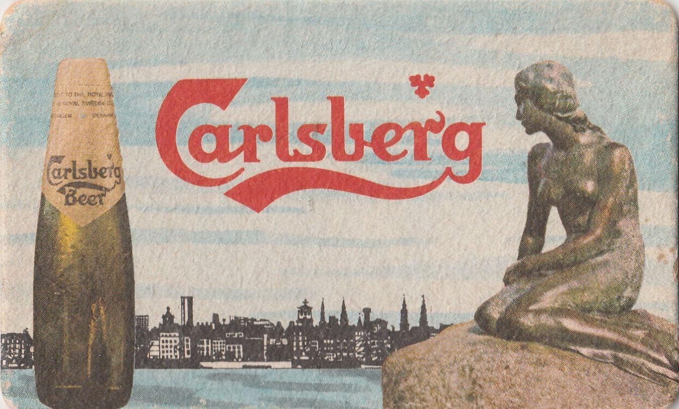 Brewery Notepad Carlsberg Vintage