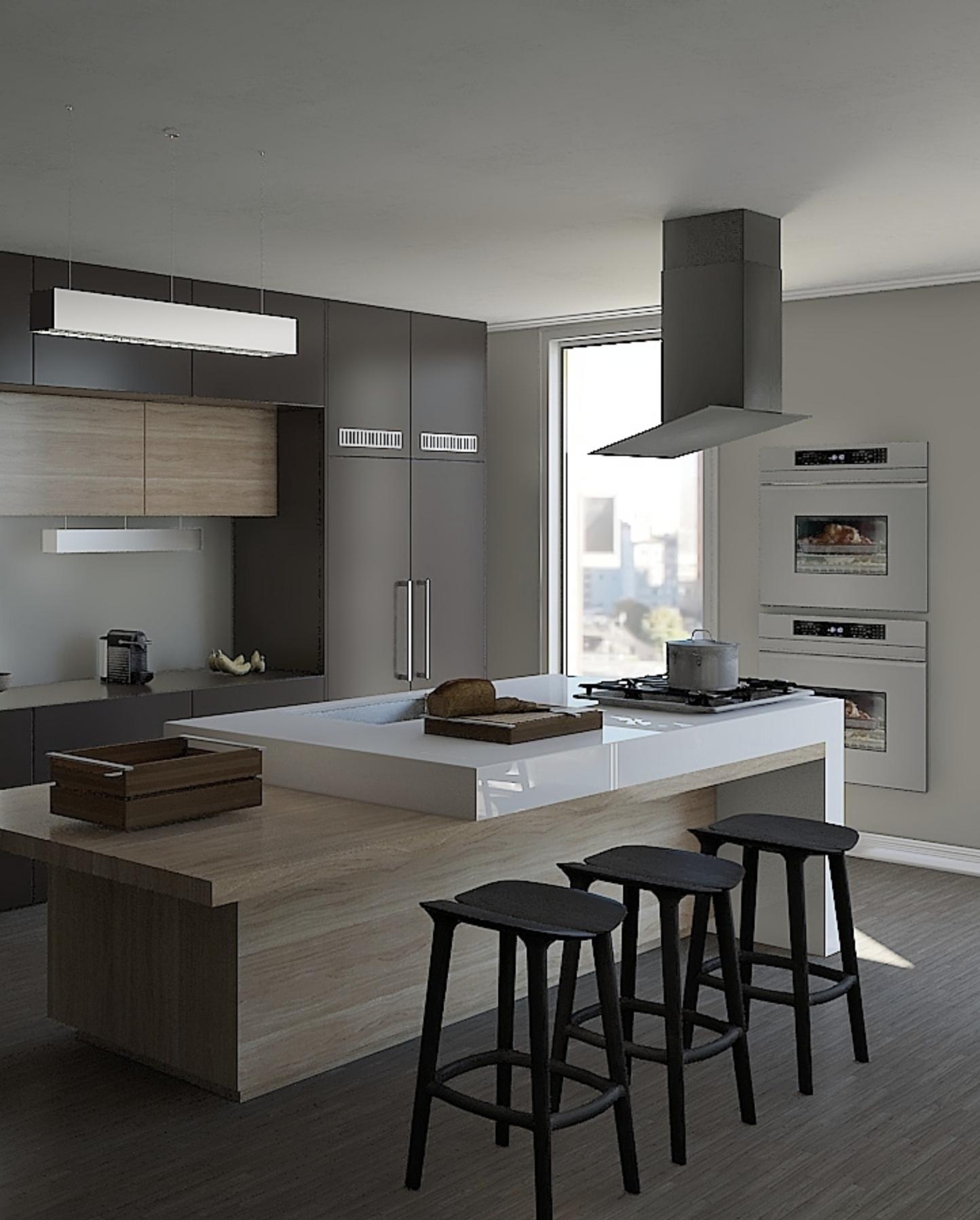 Design Your Dream Kitchen With Homestyler #kitchen