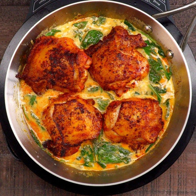One-Pan Lemon Butter Chicken
