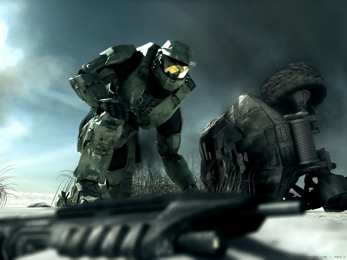 Hd Wallpapers Games 1080i Widescreen Halo Game Halo 3