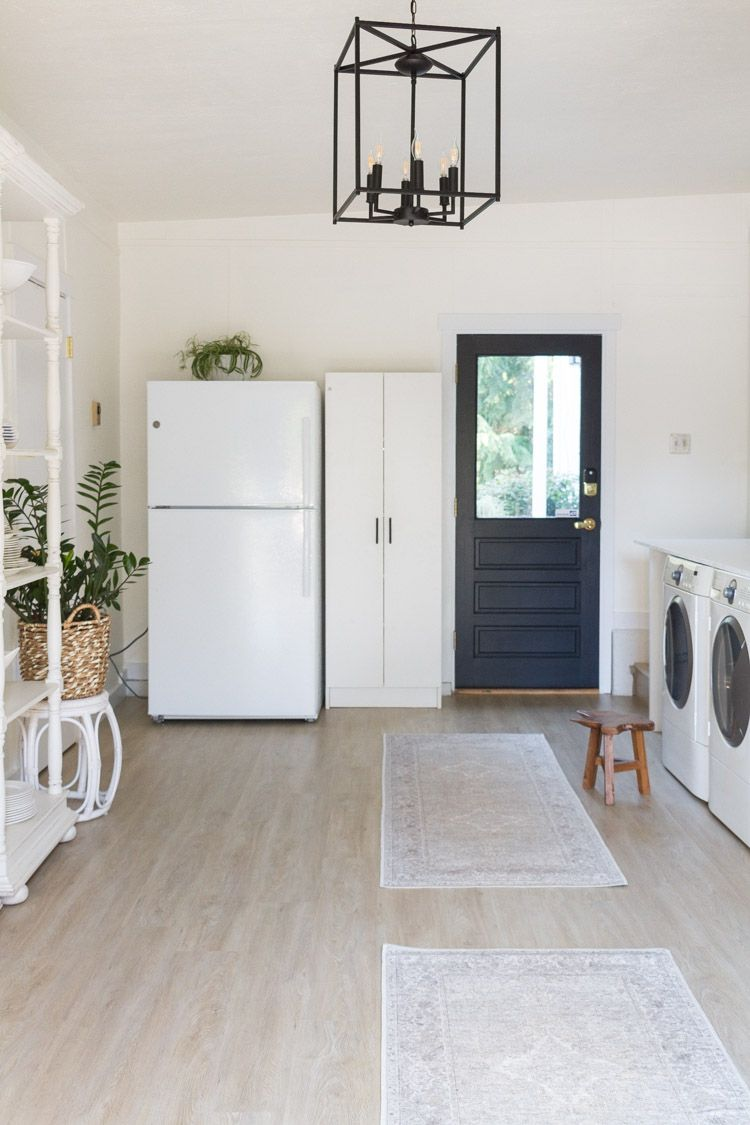 Garage Laundry Room Makeover Part 1 Laundry Room Makeover Room