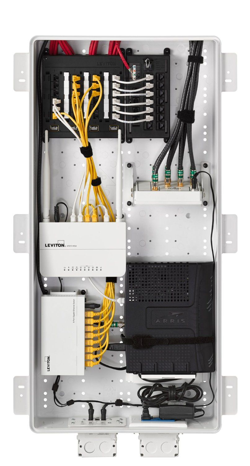 Great Wiring Diagram Leviton Green Max Contemporary - Electrical ...