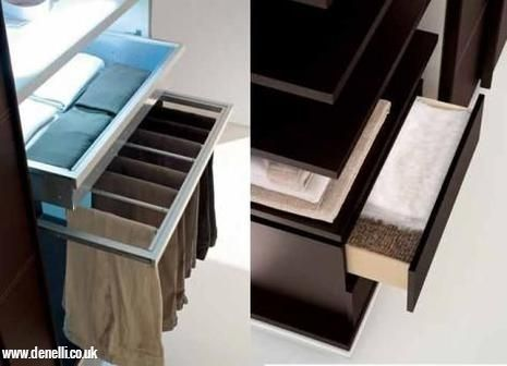 Sliding Wardrobe accessories Accessories that can be