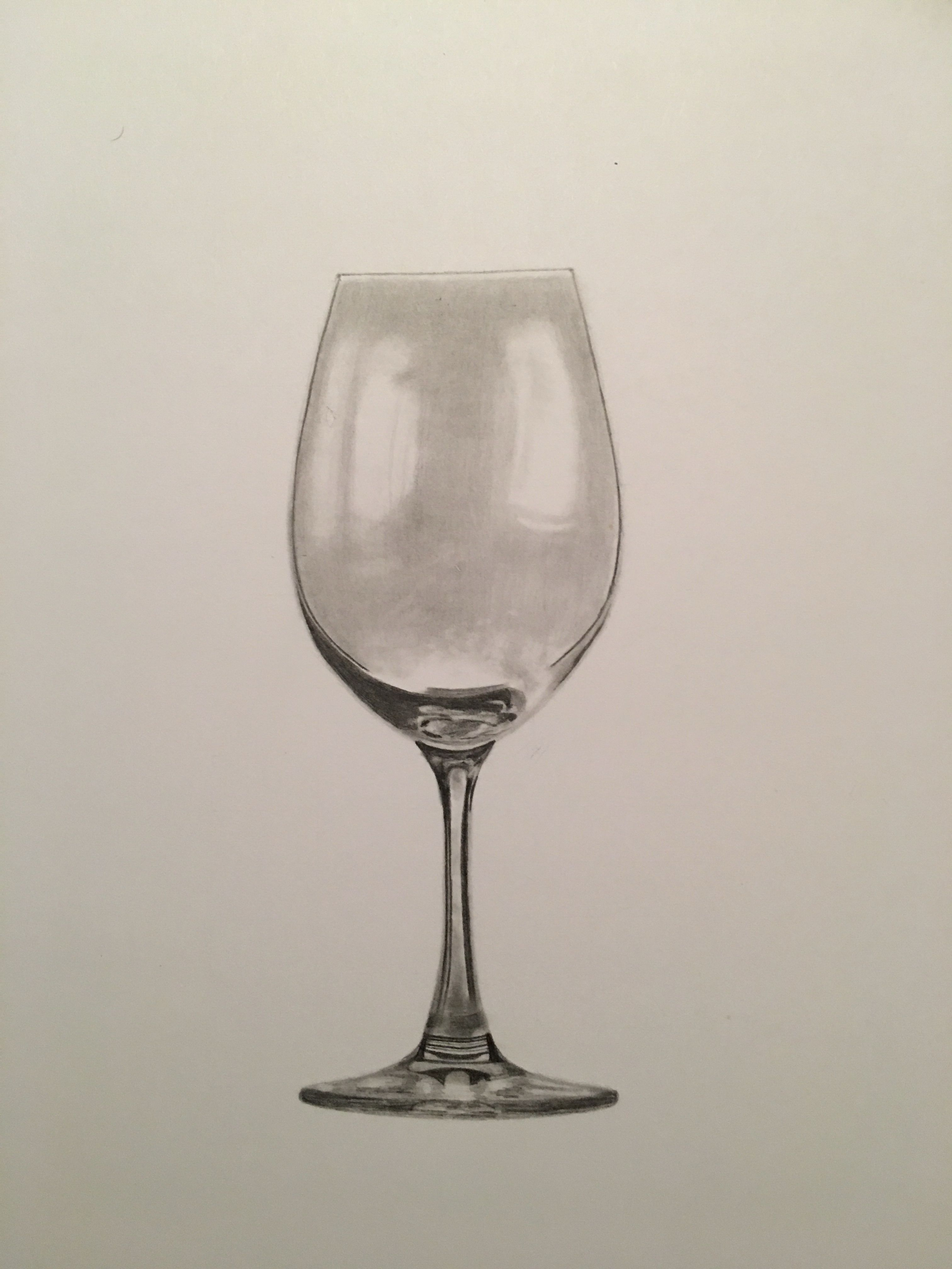 Crystal Glass by cycoze on DeviantArt   Broken Wine Glass Painting