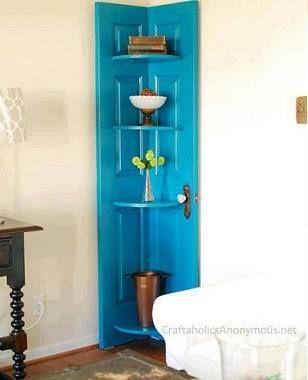 polička ze dveří - shelf of the door