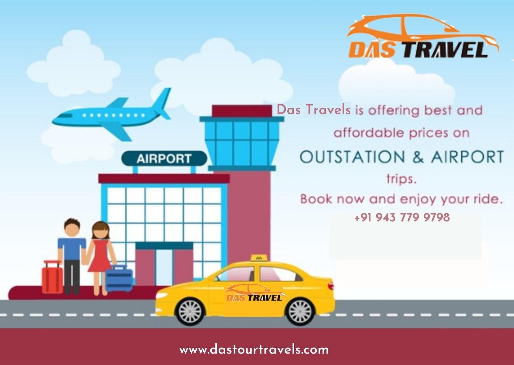 Looking for a Travel Agency in Bhubaneswar ? 24x7 Taxi Service Available. We provide all types of Vehicle. Just Call +91 943 779 9798 and Book Your Ride. #Dastravels #TravelAgency #Cab_Booking #Taxi_Service #Bhubaneswar #Odisha
