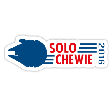 Han solo chewbacca 2016 by mrbr8side