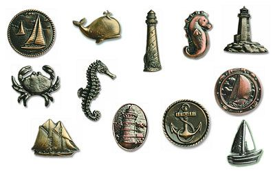nautical cabinet knobs | Roselawnlutheran