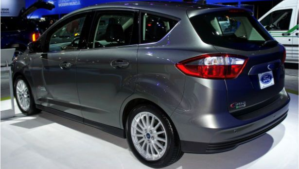 2015 Ford C Max Hybrid Price