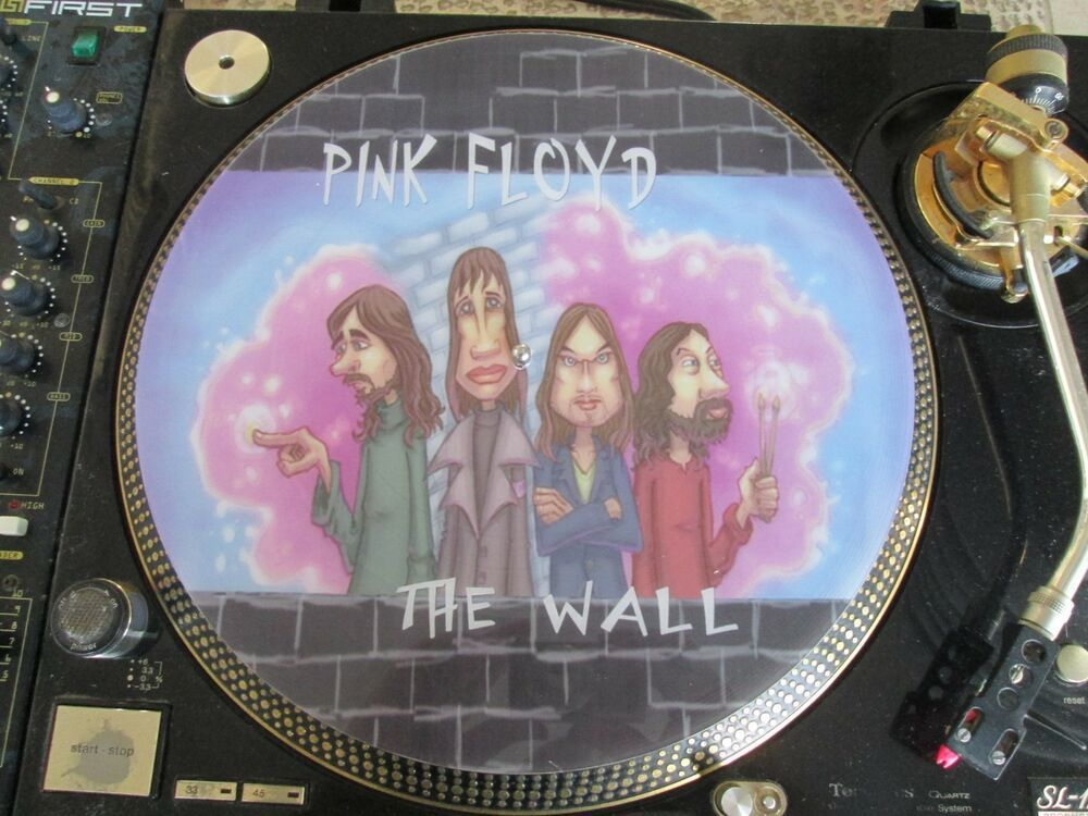 Details About Pink Floyd Another Brick In The Wall Rare 12