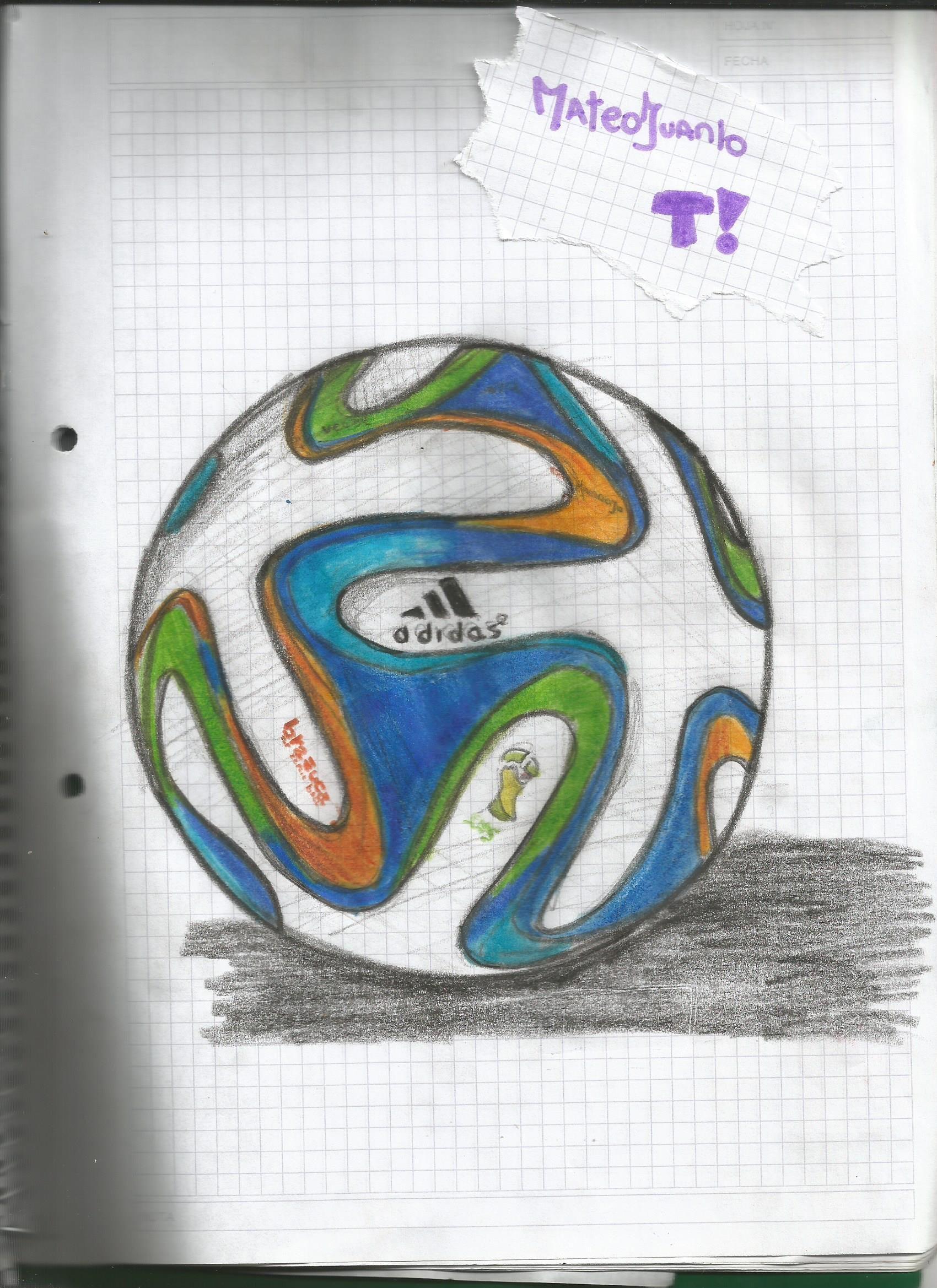 Resultado de imagen para dibujos a lapiz de futbol faciles