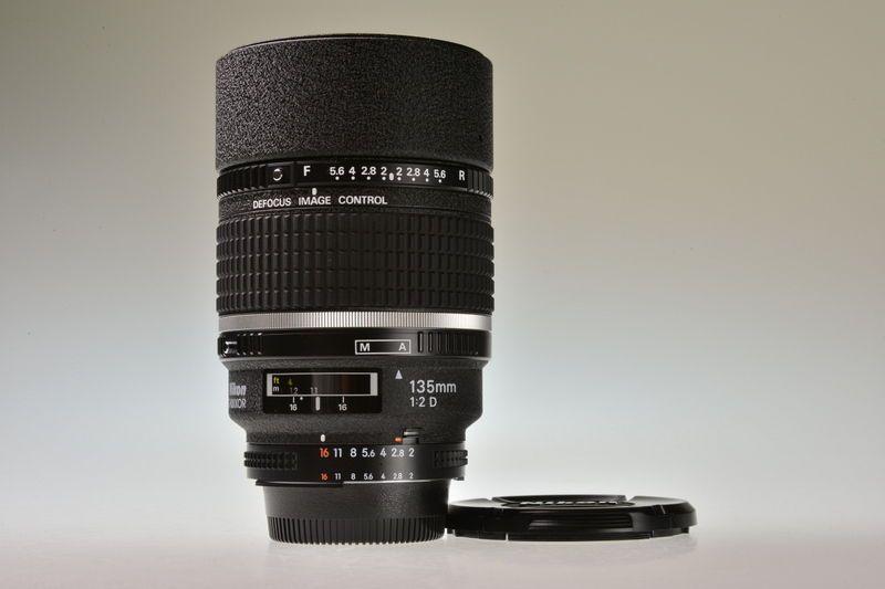 Nikon Af Dc Nikkor 135mm F 2d Excellent Camera Nikon Nikon Photography Equipment