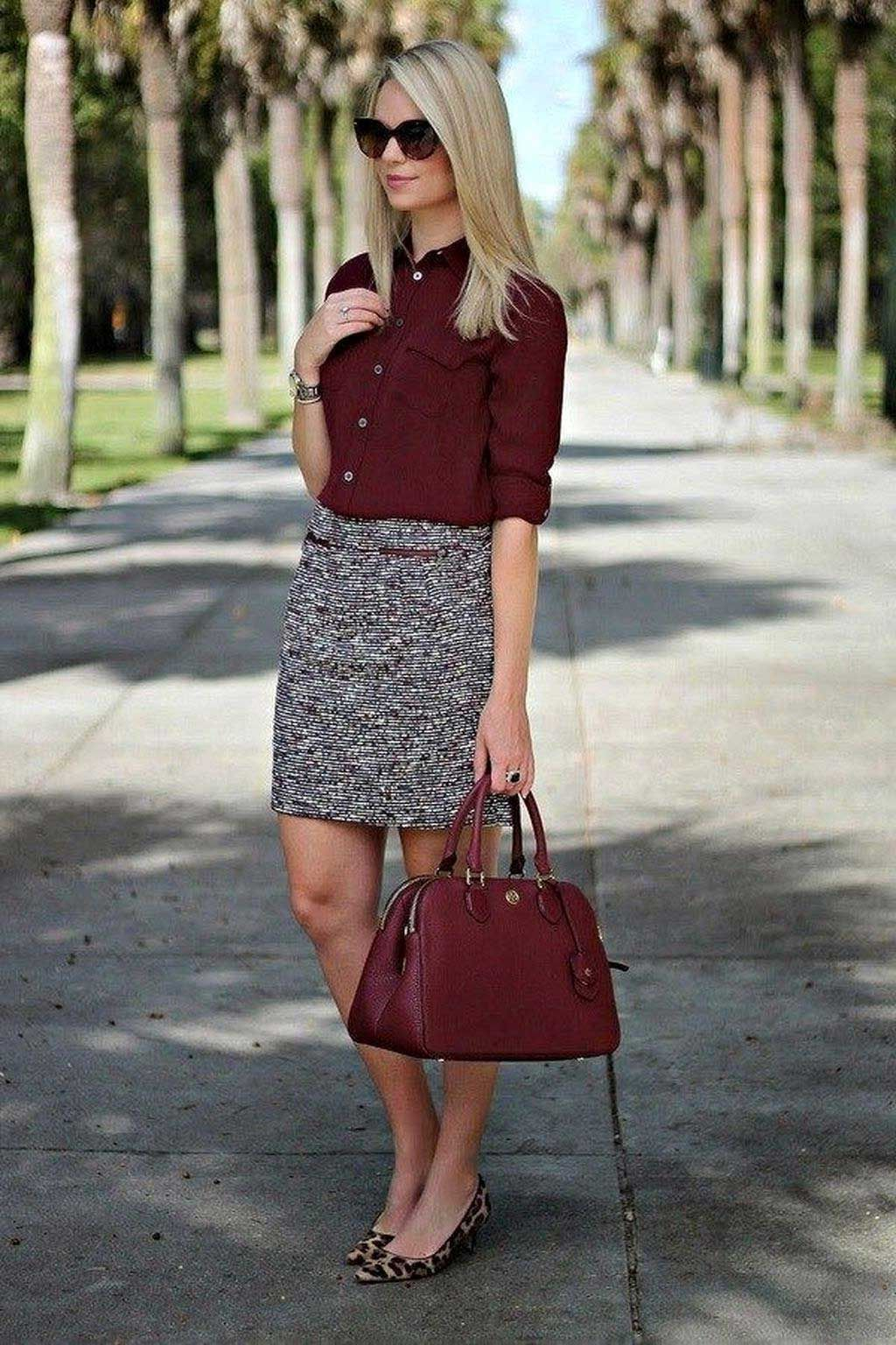 45 Top summer work outfits ideas for women01 - Best Home Design Ideas