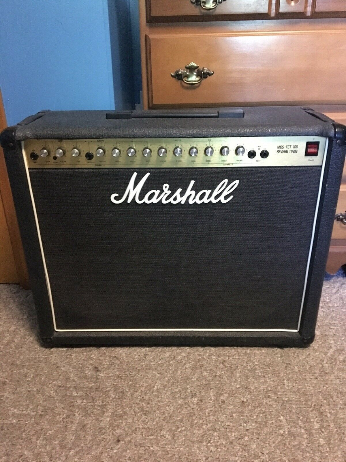 Marshall MG15G Guitar Combo Amp FREE SHIPPING