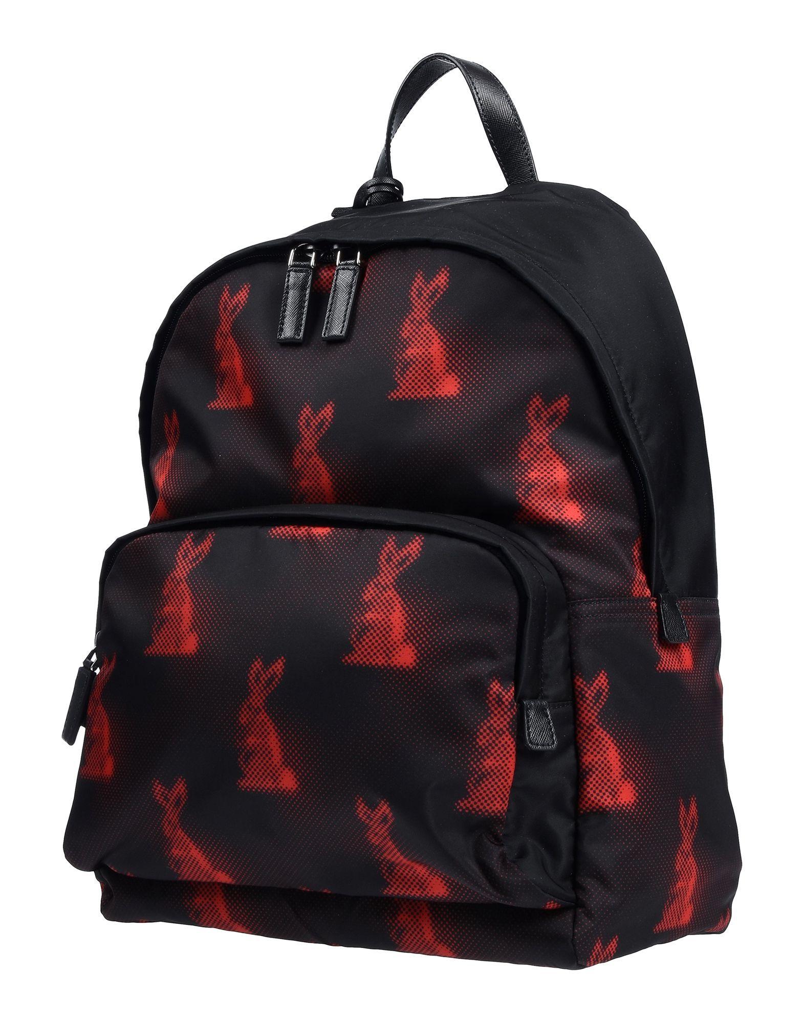 617fc6cb99 PRADA BACKPACKS & FANNY PACKS. #prada #bags #leather #backpacks ...