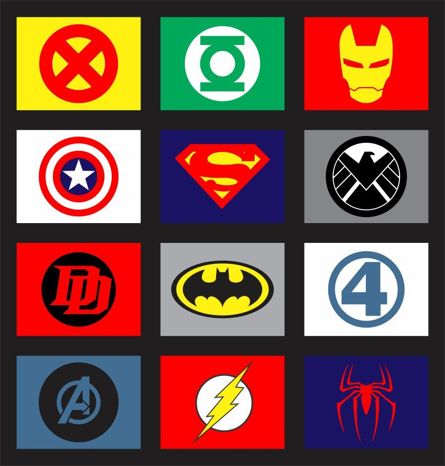 Free Super Hero Quilt tutorial with patterns! | Oliver Samuel ...