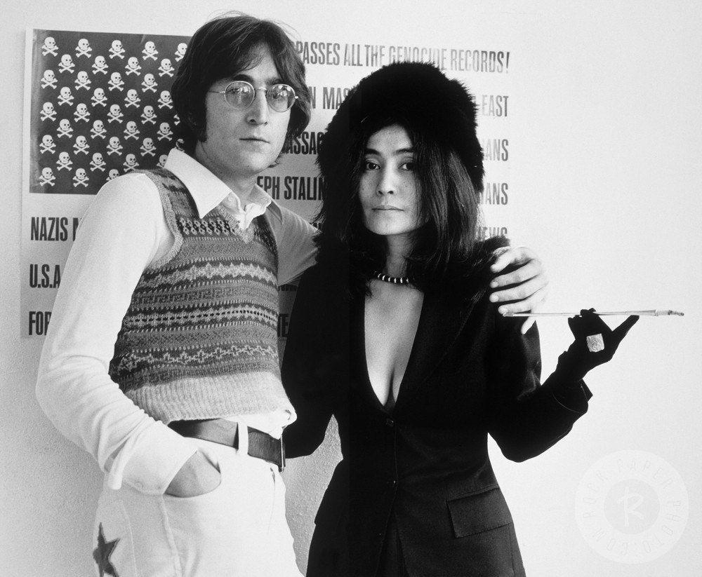 этом уроке джон леннон фото с женой для мамы жениха