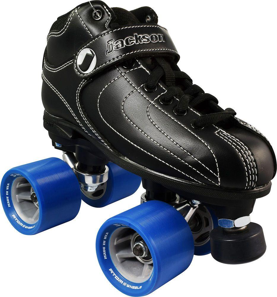 Roller skating rink rohnert park - Details About Jackson Vibe Atom Snap Indoor Quad Speed Roller Skate Men Size 3 12