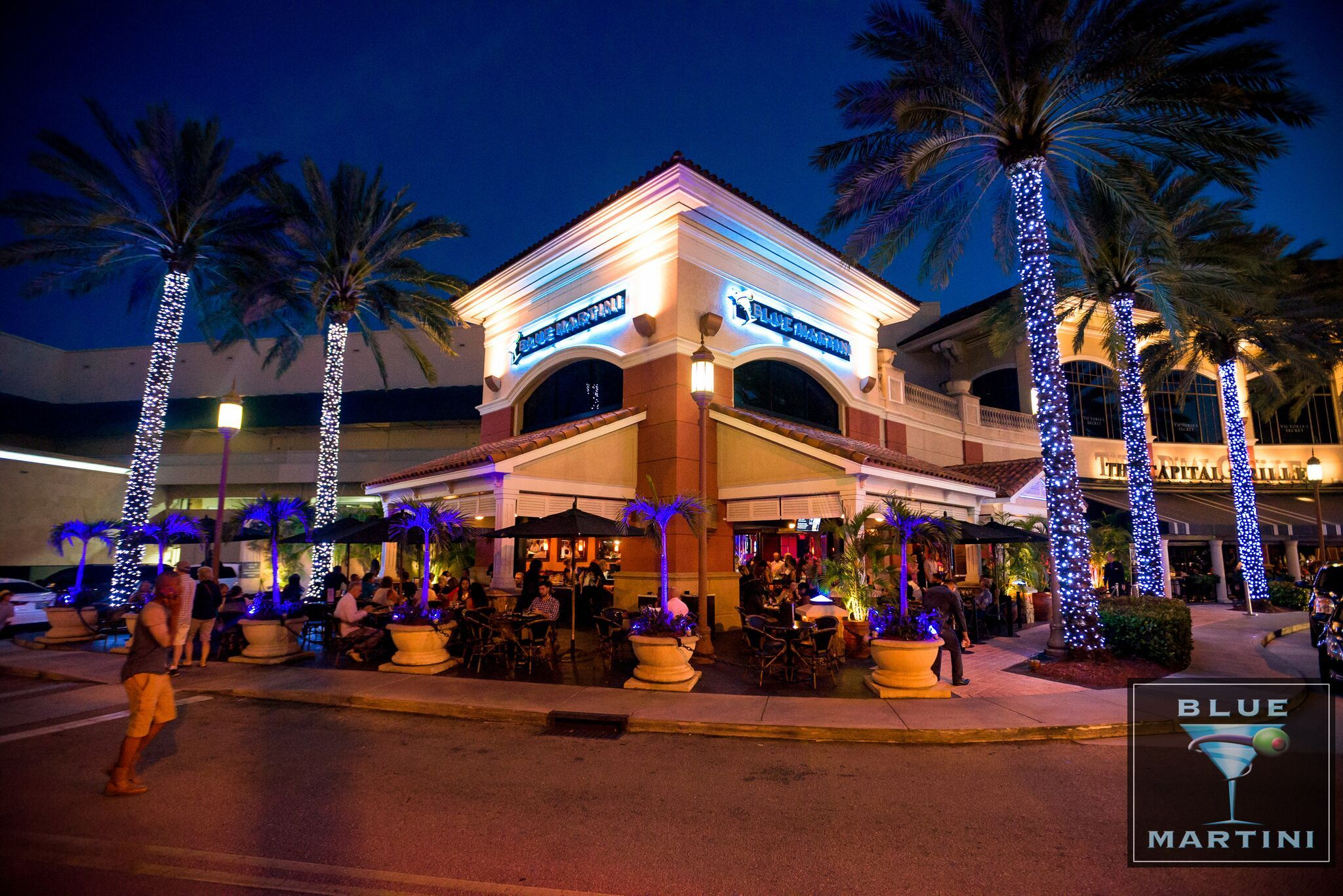 The Best Happy Hour In Fort Lauderdale Blue Martini Blue Martini Best Happy Hour Fort Lauderdale