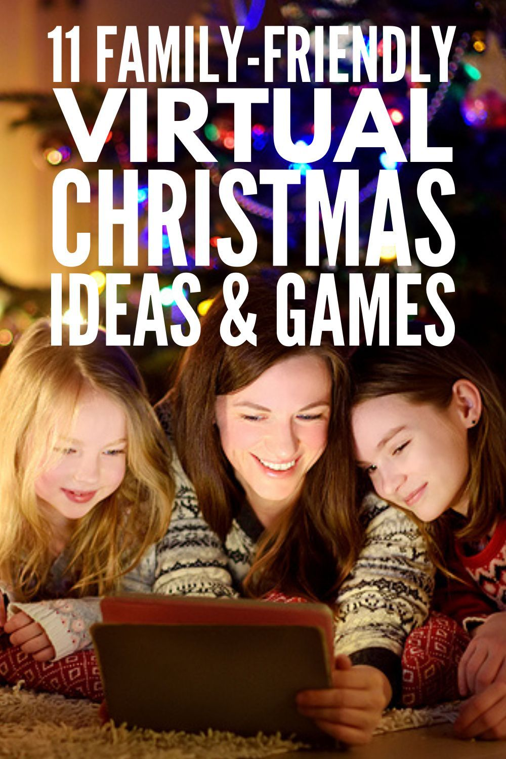 Online Celebrations 11 Family Virtual Christmas Celebration Ideas In 2020 Christmas Gifts For Parents Family Christmas Party Christmas Celebrations