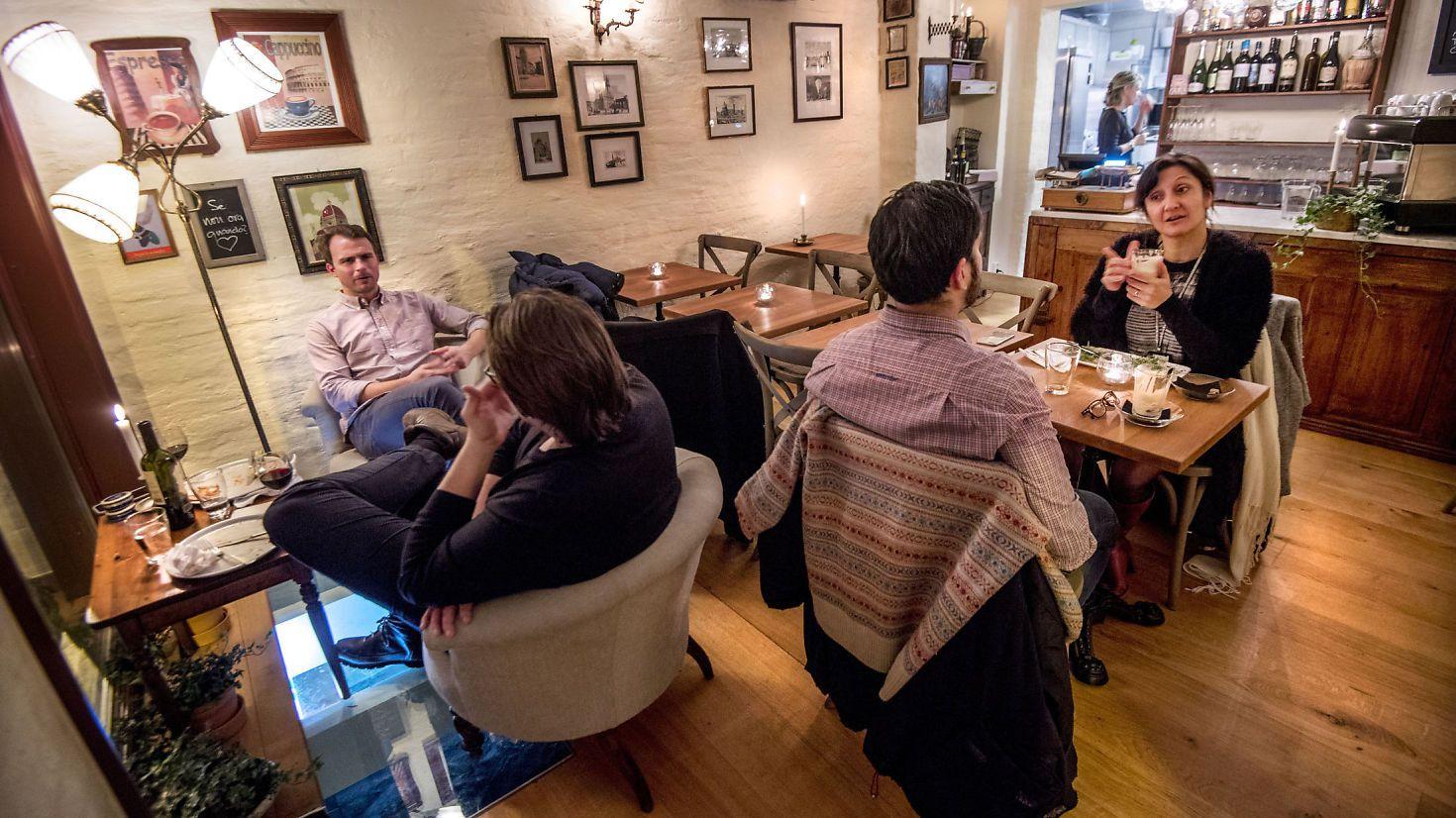 Restaurantanmeldelse av Arno: På god vei til Firenze