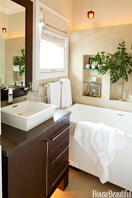 How To Create A Spa In 42 Square Feet Creative Bathroom Design