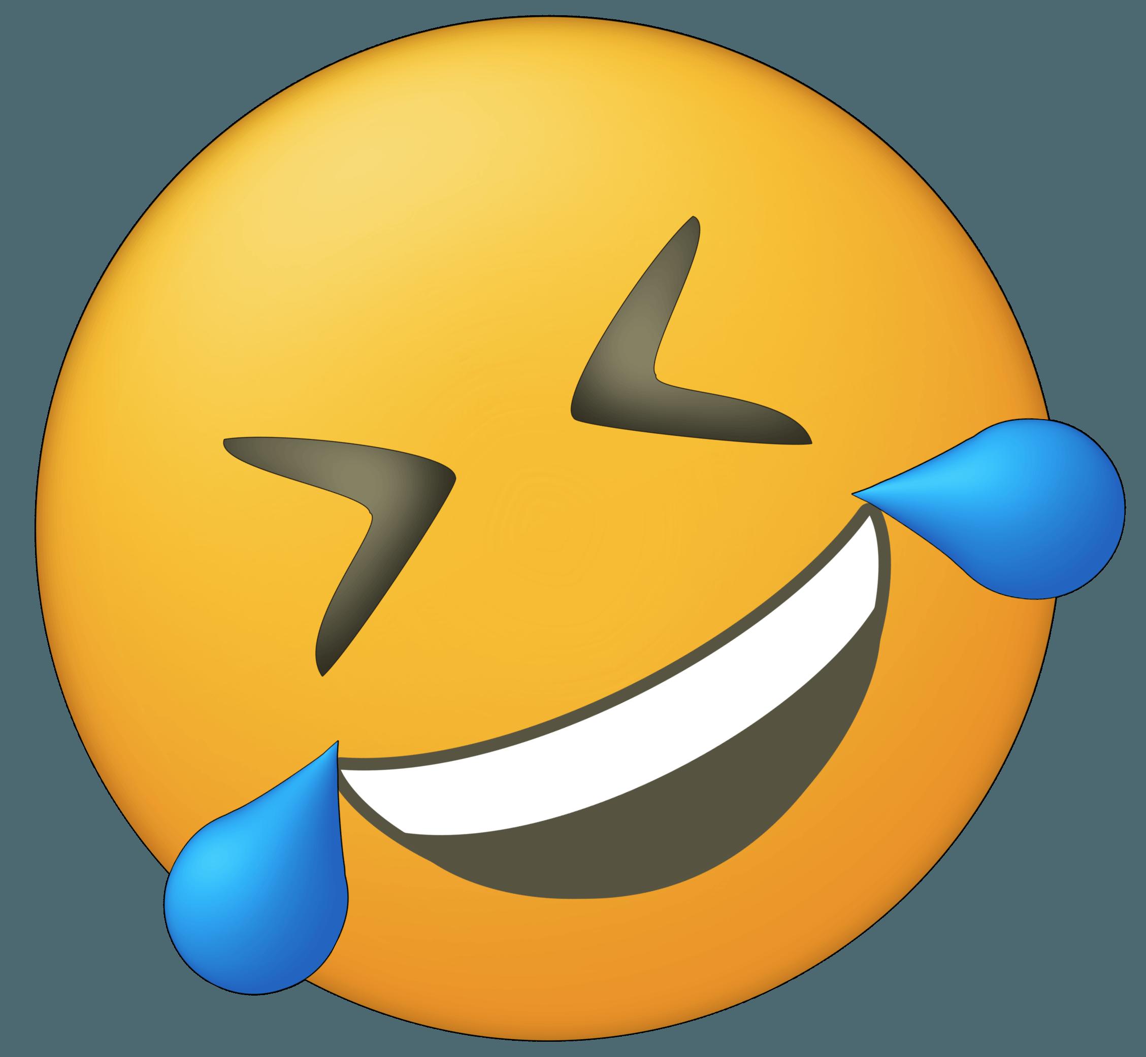 Dyingcryinglaughing.png 2,257×2,083 pixels Emoji
