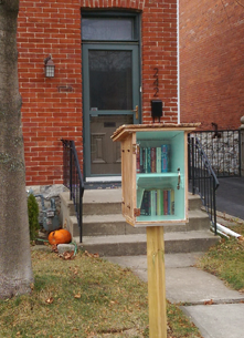 Find Little Free Libraries in Kingston, Ontario