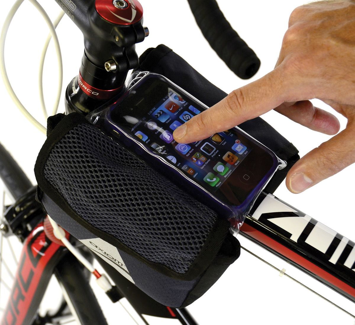 Axiom Smart Bag Touch Americancycleandfitness Com With Images