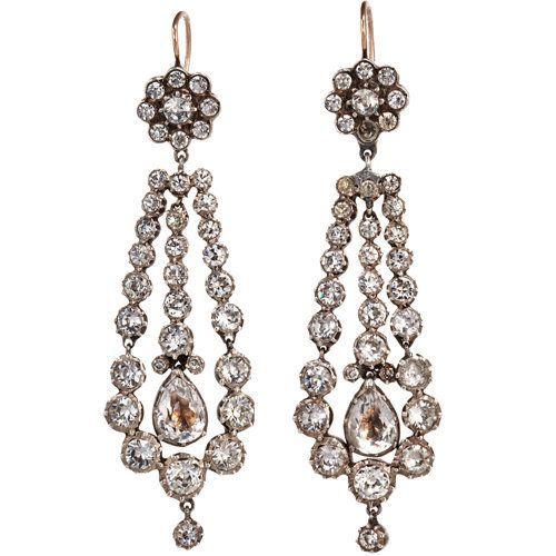 Olivia Collings Antique Jewelry Paste...       $10,450.00