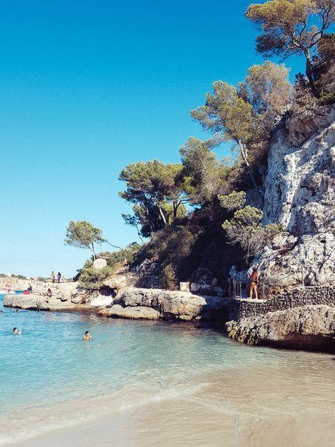 Mi bahía favorita absoluta: Cala Llombards – Momentos de Mallorca