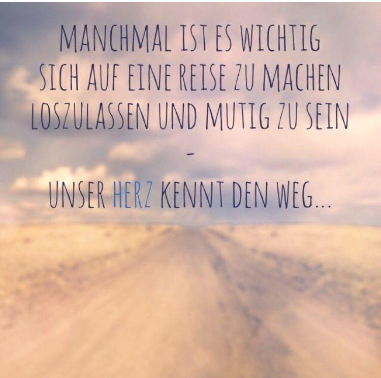 Mut zum Loslassen | Quotes | Quotes, One word quotes und Words quotes