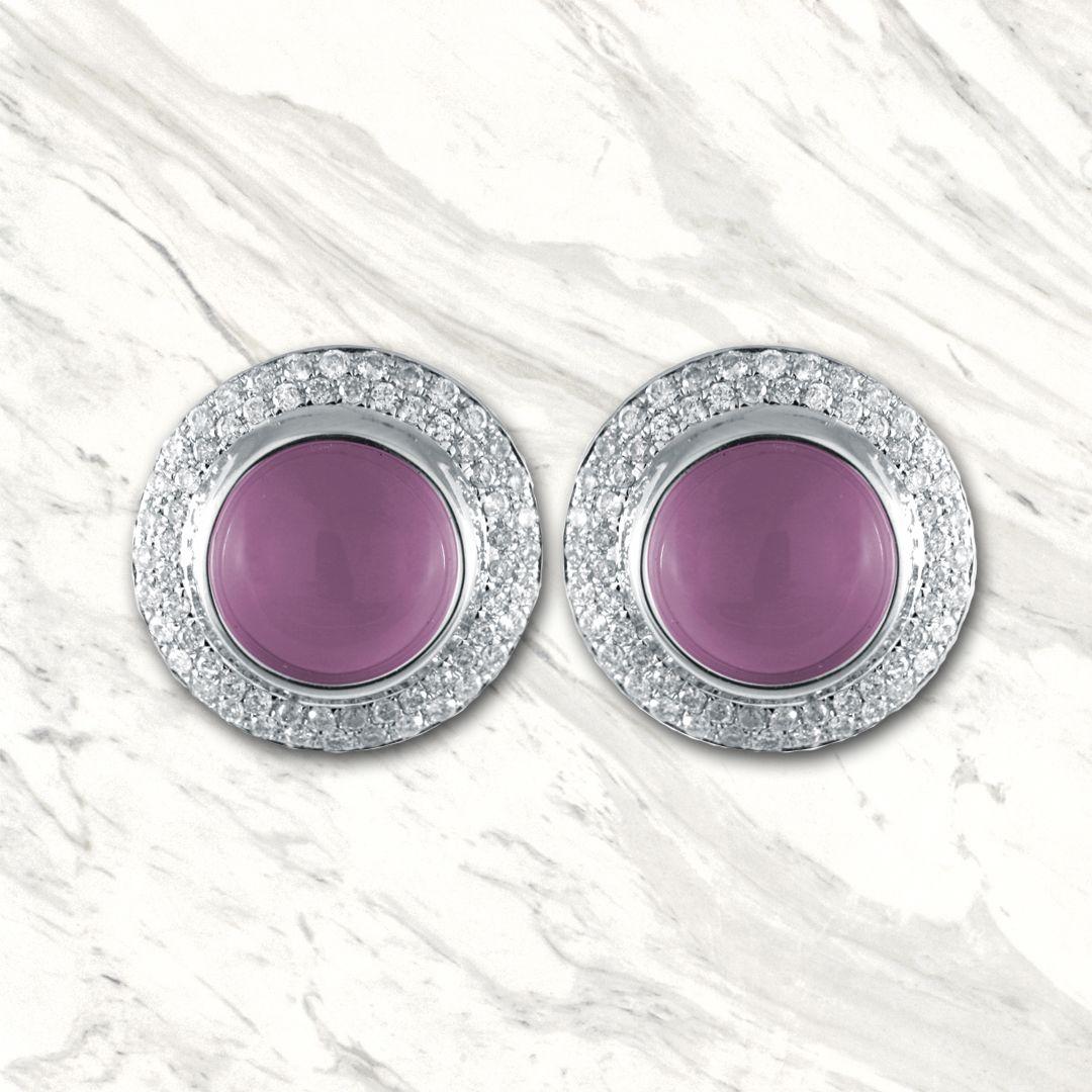 Adorn your ears with beauty. #adorn #jewelry #jewels #finejewelry #jewelygram #earrings #estenza #style #futureheirloom