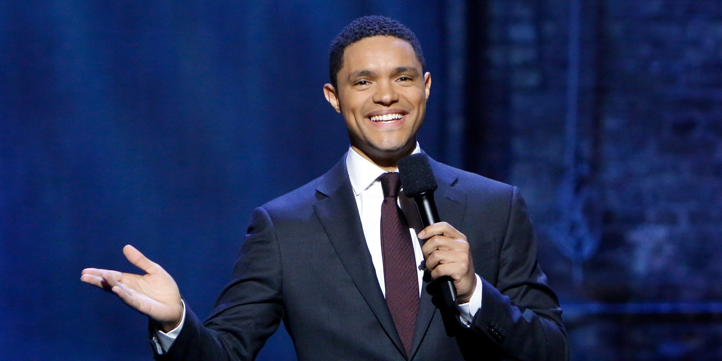 Trevor Noah Had A Totally Under The Radar Cameo In Black Panther
