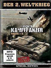 World War II: light battle tanks I + II (DVD)#battle #dvd #light #tanks #war #world