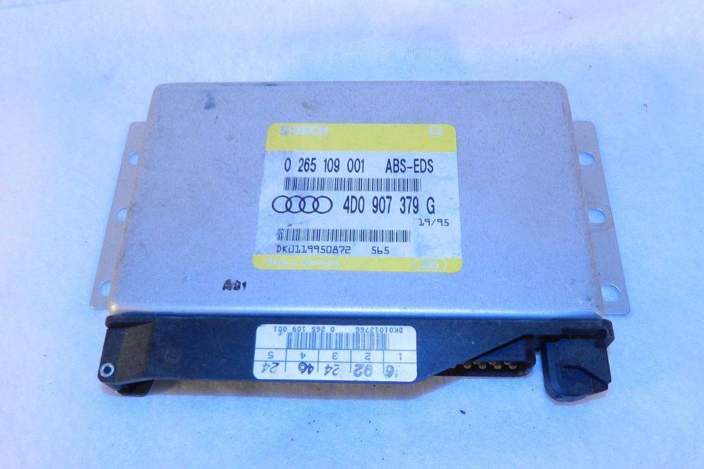 1996 1997 1998 1999 4d0 907 379 G Audi A4 Abs Computer Module