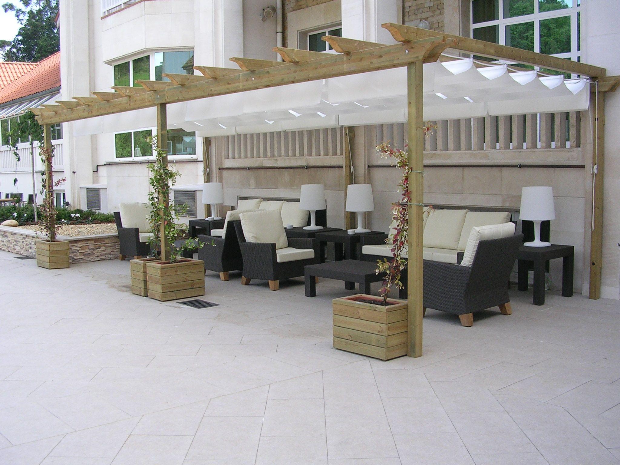 Terraza Balneario De Puente Viesgo Balneario Hotel Terraza