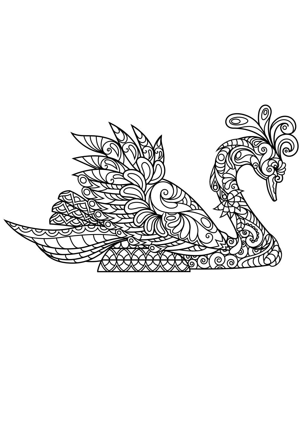 Animal coloring pages pdf | Pinterest | Adult coloring, Coloring ...