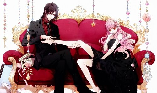 Anime Pinke Haare