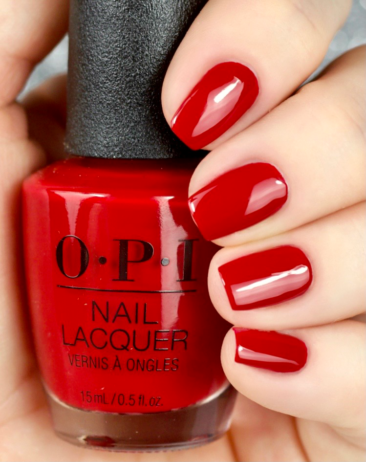 OPI Shine Bright Collection - The Feminine Files
