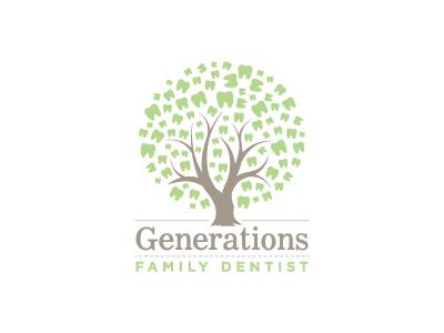 Dentist Logo Exploration 2nd Option Dentist Logo Dental Logo Design Dental Logo