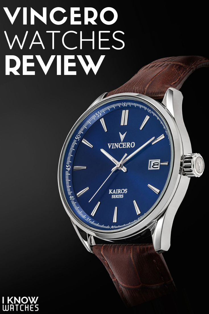 A Review Of Vincero Watches Vincero Watches Watches Watches For Men