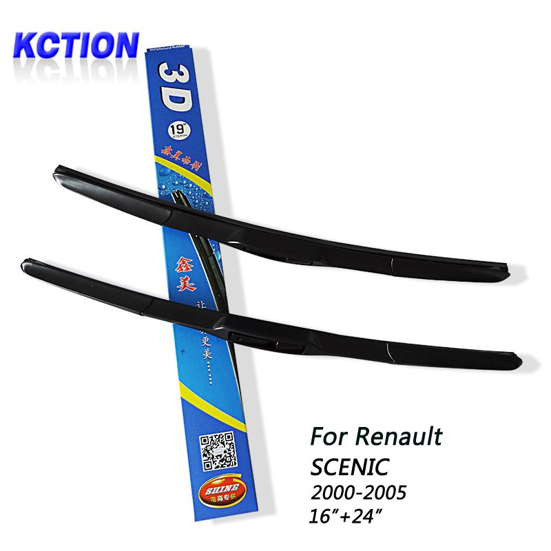 Car Windshield Wiper Blade For Renault Scenic 2000 2005 16 24