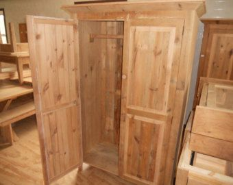 Superieur Reclaimed Barn Wood Furniture Wardrobe Armoire TV Cabinet. Unfinished ...