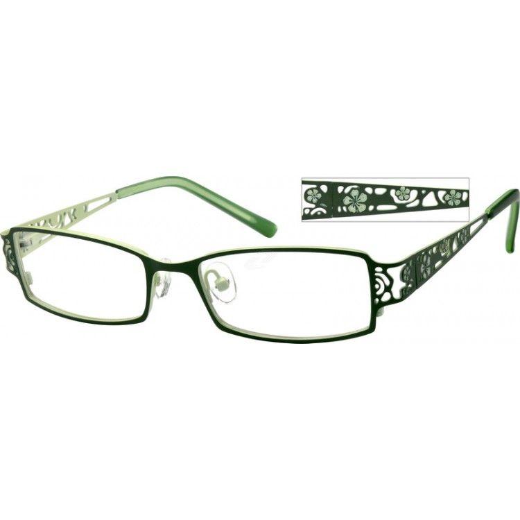 6a4a4ca6d6d8 Black Rectangle Glasses  790221
