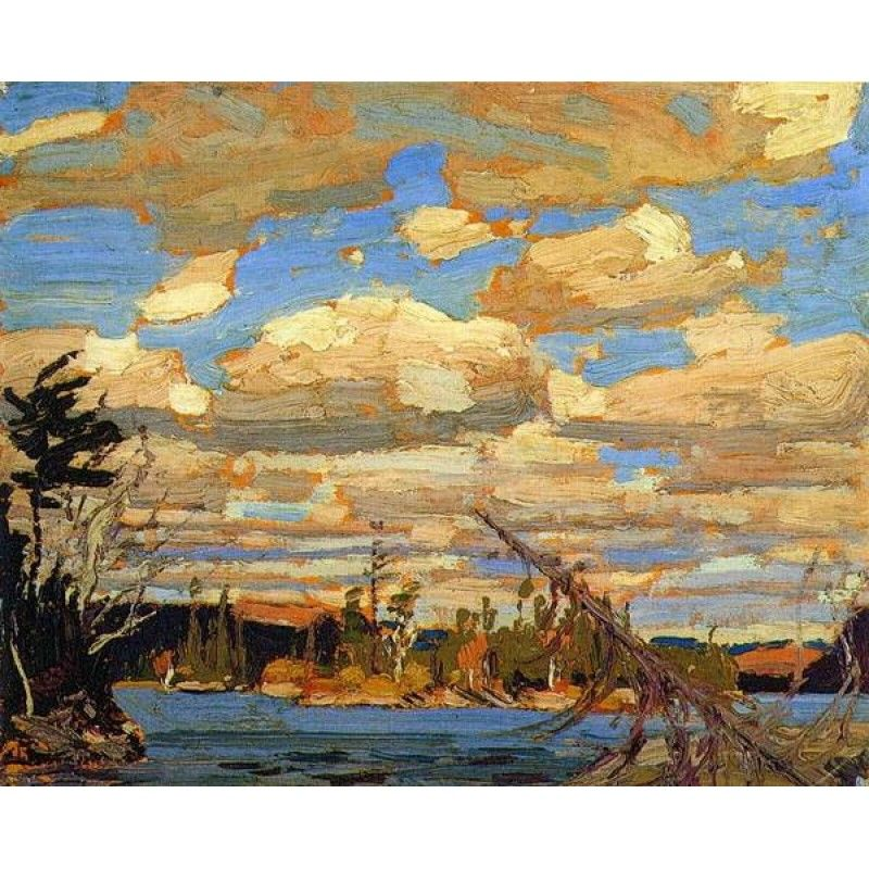Tom Thomson Ragged Lake