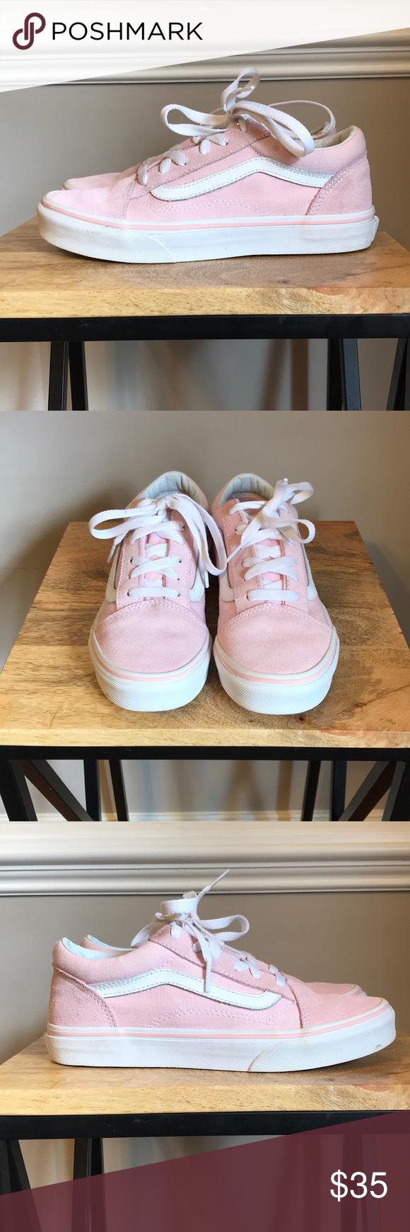 Vans Old Skool Sneakers Girls size 4 in