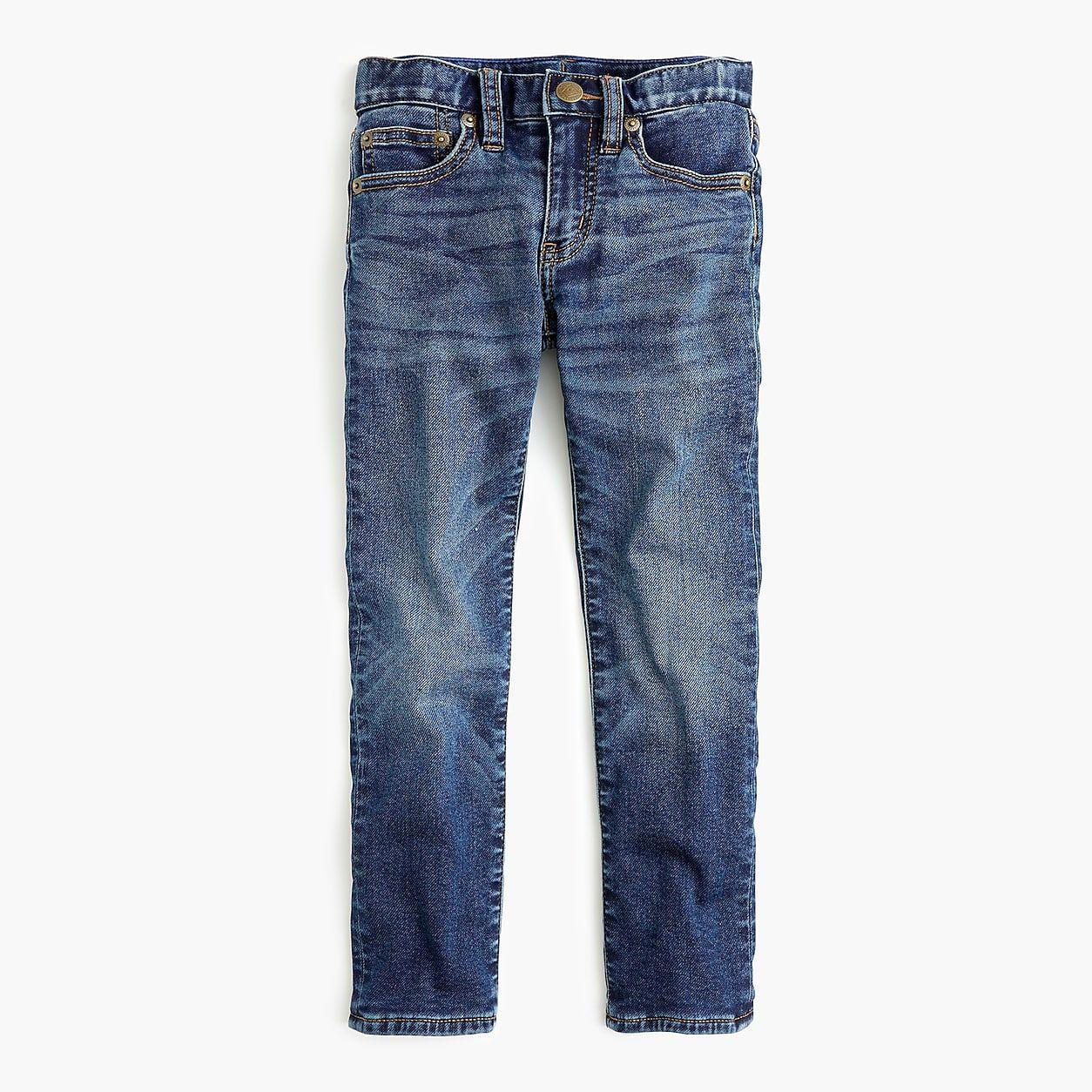 LOOK by crewcuts Boys Slim Fit Jean